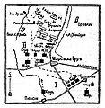 Карта к статье «Марс-ла-Тур» № 2. Военная энциклопедия Сытина (Санкт-Петербург, 1911-1915).jpg