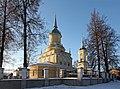 Коломна. Черкизово-Старки. Церковь Николая Чудотворца 4.JPG