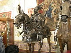 Конный рыцарь 3 (Эрмитаж)