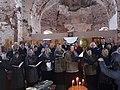 Концерт хора ЛАУДА в церкви Илии Пророка 18 марта 2017.jpg