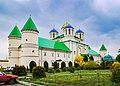 Корпус келій з баштамим Троїцького монастиря, с.Межиріч P1590437.jpg