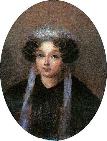 Мария Ивановна Гоголь-Яновская (рожд. Косяровская), мать писателя
