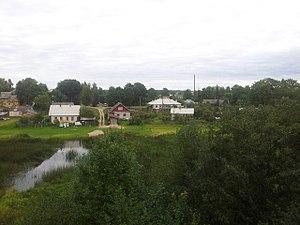 Krasnogorodsky District - View of Krasnogorodsk