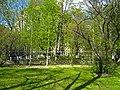 Кронштадт. Итальянский дворец, сад до канала Петра Великого02.jpg