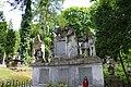 Личаківське, Пам'ятник на могилі Бауера М.jpg