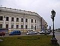 Одеса - Будинок прибутковий Бродської. Катерининська пл., 4а P1050323.JPG