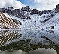 Озеро Аккёль в Джалал-Абадской области - panoramio.jpg