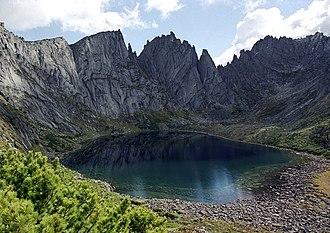 Bureya Nature Reserve - Bear Lake, Bureya Zapovednik