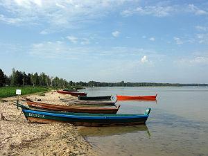 Svitiaz - Image: Озеро Світязь. 07
