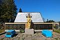 Оленівка, Братська могила 116 жертв голодомору, на кладовищі.jpg