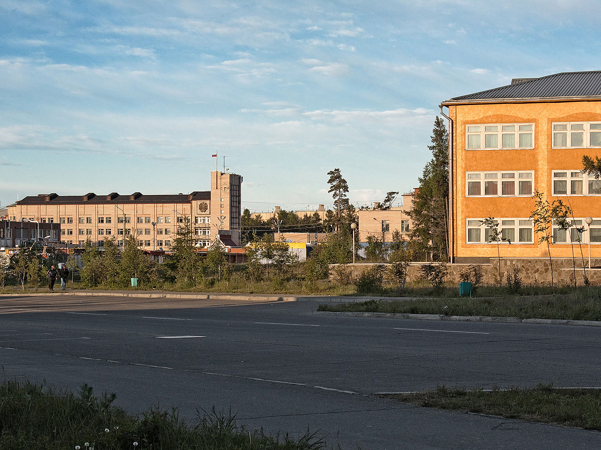 In the city of Severobaikalsk, it is possible to reach the plane by e. Comtrally