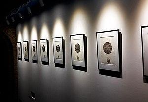 "Alexander Aksinin - A.Aksinin's ""Boschiana"" in the Jheronimus Bosch Art Center"