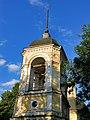 Усадьба «Волынщино», колокольня Церкви Трех Святителей.jpg