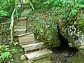 Чёртова пещера - Bontrager - Panoramio.jpg