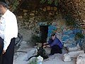 נקבת מים בסמוך למערת הקבר רבי משה בן מכיר .jpg