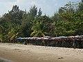 หาดแหลมแม่พิมพ์ Lam mea pim beach - panoramio.jpg