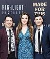 'Made For This' stars Dom Di Mento, Bonnie Ferguson and Steven Carnuccio.jpg