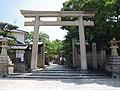 岸城神社 岸和田市岸城町 Kishiki-jinja 2013.8.29 - panoramio (1).jpg