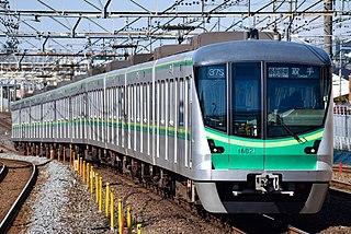 Tokyo Metro Chiyoda Line Tokyo rapid transit line