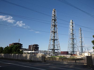 Picture of 東新潟火力発電所