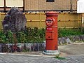 高取町上土佐のポスト 2012.8.13 - panoramio.jpg