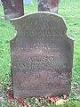 -2019-11-17 Headstone of Robert Milem, died October 11 1840, Trimingham churchyard.JPG
