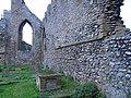 -2019-11-25 Augustinian priory ruin, All Saints church, Weybourne (5).JPG