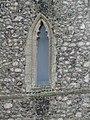 -2020-11-12 North facing bell tower window, All Saints, Upper Sheringham.JPG