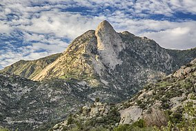 Sugarloaf Peak, Organ Mountains