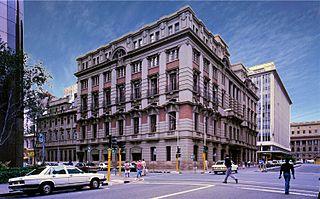 Rand Club of Johannesburg