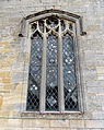 016 Stoke Rochford Ss Andrew & Mary, exterior - south aisle west window.jpg
