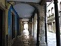 024 Calle de la Ferrería (Avilés), porxos.jpg