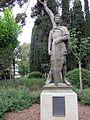 037 Sant Jordi de Donatello, al parc de Sant Jordi (Terrassa).JPG