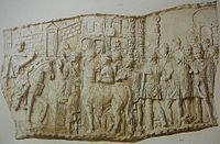 075 Conrad Cichorius, Die Reliefs der Traianssäule, Tafel LXXV.jpg