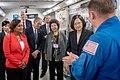 08.19 「同慶之旅」總統參訪美國國家航空暨太空總署(NASA)所屬詹森太空中心(Johnson Space Center) (30269687828).jpg
