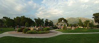 Draper, Utah - Draper Historic Park