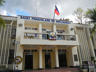 Norzagaray Municipality in Central Luzon, Philippines