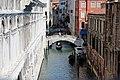 0 Venise, rio de la Canonica o di Palazzo et ponte de la Canonica (1).JPG
