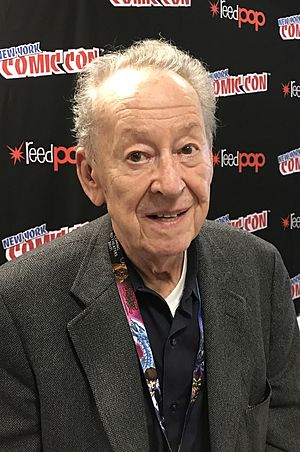 Arnold Roth - Roth at the New York Comic Con