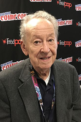 Arnold Roth - Roth at the New York Comic Con in 2016