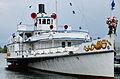 100 Jahre Dampfschiff 'Stadt Rapperswil' - Tag der offenen Dampfschiff-Türe am Bürkliplatz - Alpenquai 2014-04-25 16-51-37.JPG