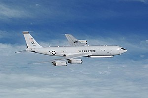 128th Airborne Command and Control Squadron - 128th ACCS E-8C Joint STARS 96-004