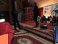 12.Presentation des projects de Wikimedia pendant la fete de Yennar Janvier 2020.jpg