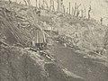 128e régiment d'infanterie - Le ravin de la Mort aux Eparges (juin 1915).jpg