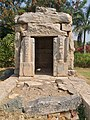 12th century Mahadeva temple, Itagi, Karnataka India - 28.jpg