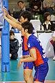 130309 Vプレミアリーグ男子有明大会 1日目 (10) - 手塚大, 山本雄史.jpg
