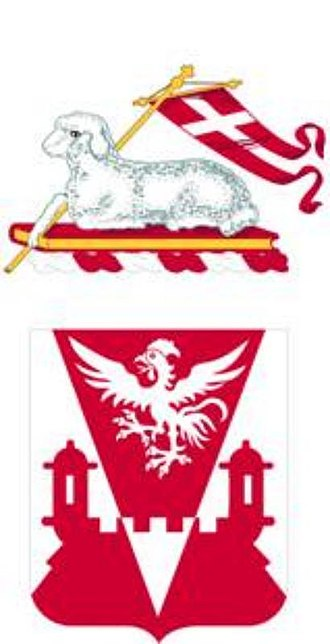130th Engineer Battalion - coat of arms