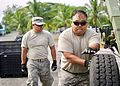 13 EAS arrives in the Philippines, sets up Eagle Vision for bilateral exchanges 170115-F-JU830-013.jpg