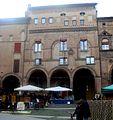 1412 - Bologna - Palazzi di Piazza Santo Stefano - Foto Giovanni Dall'Orto, 9-Feb-2008.jpg