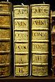 1440 begonnene Ratsbibliothek durch Stiftung von Konrad von Sarstedt an den Rat der Stadt Hannover, (04).JPG